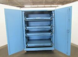 Proper Storage Systems 1000 Lb. Cap. Roll-out Shelving Cabinet Idz-006