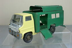 Marx Tin-plate Model Of A Horsebox Large Scale