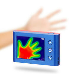 Digital Lcd Infrared Thermal Imager Thermograph Camera Ir Thermometer ‐40℃300℃