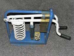 Vintage Monroe Matic Shock Absorber Interactive Gas Station Counter Display