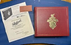 Signed Limited First Edition 'packard A History Of The Motor Car And Company'