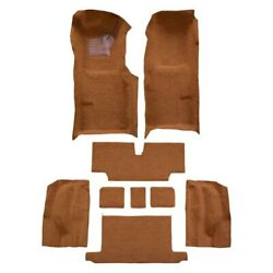 For Chevy Corvette 73-75 Carpet Essex Replacement Molded Prairie Tan Complete