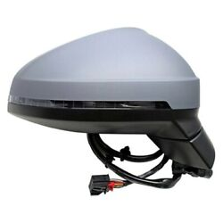 For Audi S4 17-18 Pacific Best Passenger Side Power View Mirror Heated, Foldaway