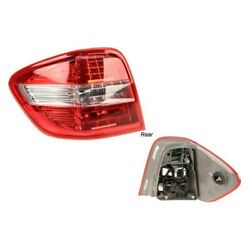 For Mercedes-benz Ml550 09-11 Genuine Driver Side Upper Replacement Tail Light