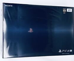 Playstation 4 Ps4 Pro 2tb 500 Million Limited Edition Console Last One