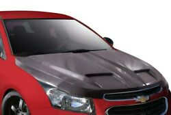 For Chevy Cruze 11-15 Carbon Creations 114447 Ws6 Style Carbon Fiber Hood