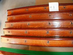 Antique 6 X 12 Snooker Table