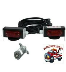 Towmate Wired 7 Way Rv Magnetic Led Lights For Towing Wrecker Trailer Rollback