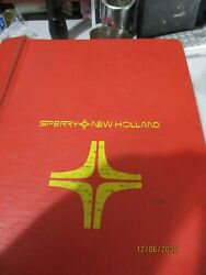 Sperry New Holland Round Baler Service Parts Catalog For 845,846,848,850 And More