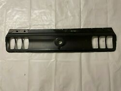 1969 Ford Mustang Nos Taillight Panel Rear Tail Surround Mach 1 Gt Light Insert