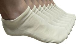 Ankle Socks Made In Usa 100 Organic Cotton From Texas 7 Pairs