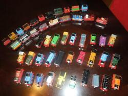 Lot / Collection Thomas And Friends Magnetic Metal Die Cast Trains/cars/tenders