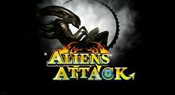 Aliens Attackfish Table Software Game Board