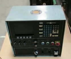 Dynapath System Control Panel Delta 20 Cnc, Parts From Lagun Cnc Mill Ftv-2