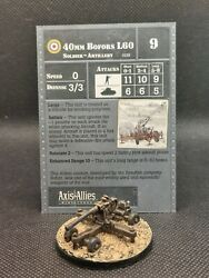 Axis And Allies United Kingdom - Contested Skies - 40mm Bofors L60