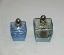 Old Collectible Perfume Dresser Vanity Crystal Glass Scent Bottle 11902
