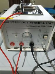 High Frequency6.05mhz High Power150w Surgical Unit Mgi-201