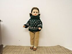 Madame Alexander Lissy Outfit Let It Snow - No Doll -