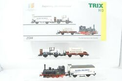 Trix 21344 German Train Pack 800 Years Of Rostock Drg Dcc Sound