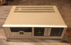 Vintage Phase Linear 9500 1st High End Compact Disc Player Rare Vtg - Tested