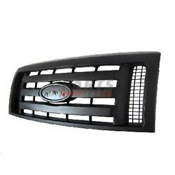 New Grille Textured Frame Front Fits 2009-2012 Ford F-150 B073jr5d8z Capa