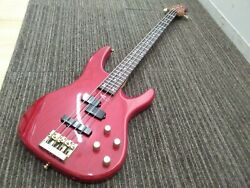 Charvel Csb-075 Red Ship From Japan 1214