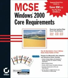 Mcse Windows 2000 Core Requirements With 4 Cd... By Chellis Mixed Media Product