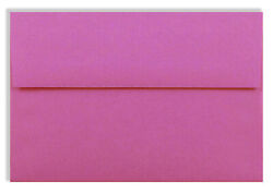 Amethyst Purple Boxed Envelopes A1 A2 A6 A7 For Greeting Card Invitation Showers