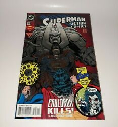 Superman Reign Of The Supermen 22 And Superman 695 Comic