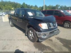 Automatic Transmission 6 Cylinder Crew Cab 4wd Fits 07 Frontier 1214721
