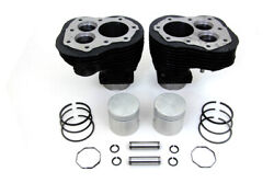 74 Complete Cylinder And Piston Set For Ul 1937-1948 Harley Davidson Motorcycles