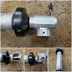 New Dometic Awning Motor For 9100 Power Awning With New Unbreakable End Plug New