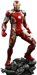 Hot Toys Avengers Age Of Ultron 14 Scale Collectible Figure Iron Man Mar