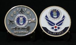 United States Air Force Weapons Usaf Challenge Coin Military Coins New