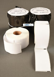 Mailing Labels White 30321 Dymo® Costar® Compatible El40 Se300 Duo Xl+ Bpa Free