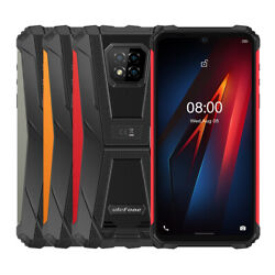 Ulefone Armor 8 Rugged 64gb Smartphone Android 10 Dual Sim Cell Phone Waterproof