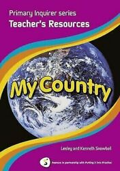 My Country Spiral Lesley Snowball