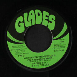 Archie Bell And Drells Ainand039t Nothing For A Man In Love / You Never Know Whatand039s On