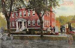 Freehold, Nj Town High School, Students, Vehicles, Mcchesney Pub Used 1911