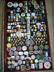 World Cup 1978 Pin And Medal Collection