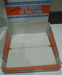 Ertl Dukes Of Hazzard Toy Trade Box General Lee Tv 80s Dodge Charger Muscle Car
