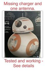 Star Wars Bb-8 Fully Interactive Hero Droid Voice Controlled - Spinmaster