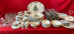 Johnson Brothers Victorian Christmas Dishes