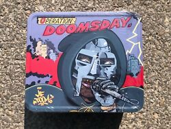Sealed Mf Doom Operation Doomsday Lunchbox Edition Rare With Extras