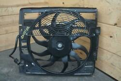 Electric Radiator Cooling Fan Motor Assembly Bentley Arnage T 2002
