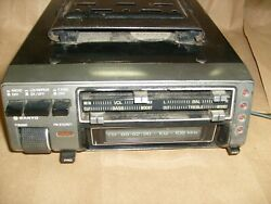 Sanyo 8 Track Car Fm Stereo Vintage Model Ft 1003 - 4 Channel - Untested