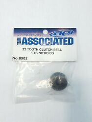 Team Associated 22 Tooth Clutch Bell RC10GT Fit Nitro DS Parts 8902 NDS $12.95