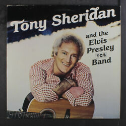 Tony Sheridan And The Elvis Presley Band Tcb Cayman Airways 12 Lp 33 Rpm