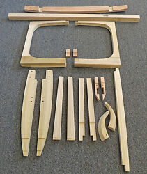 1928 1929 Model A Ford Coupe Complete Body Wood Kit