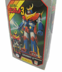 Clover Zambot 3 Die Casting Second-hand Goods / Opened Goods With Box From Japan
